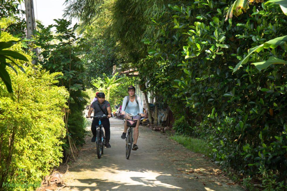 Mekong Delta Rural Village