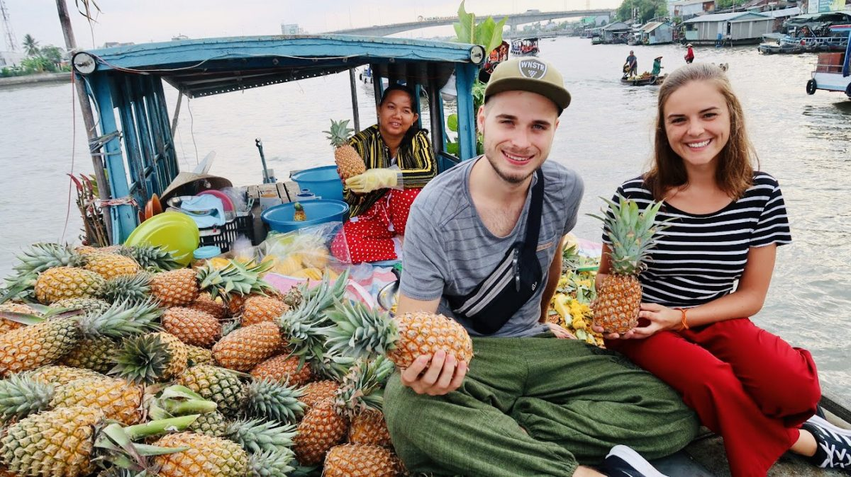 Best Can Tho floating market tour