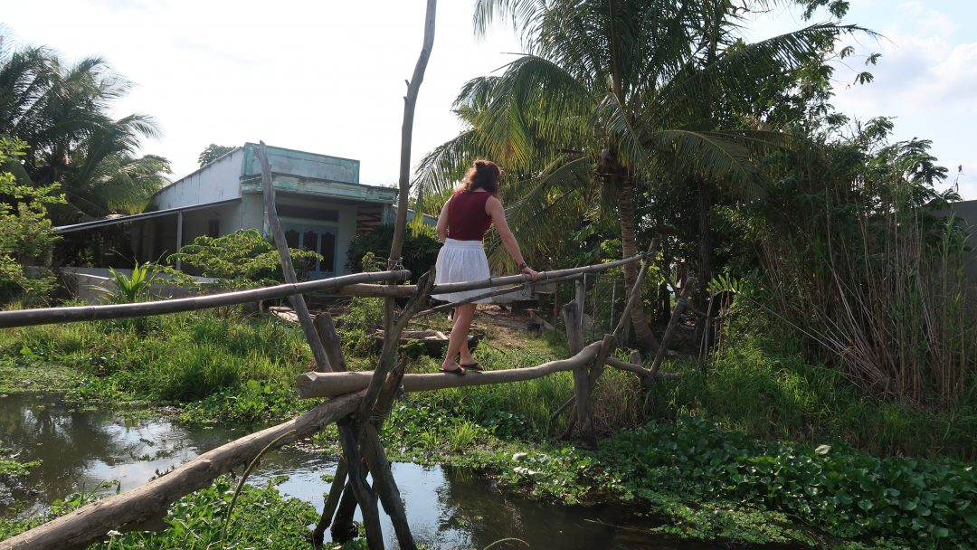 Try monkey bridge