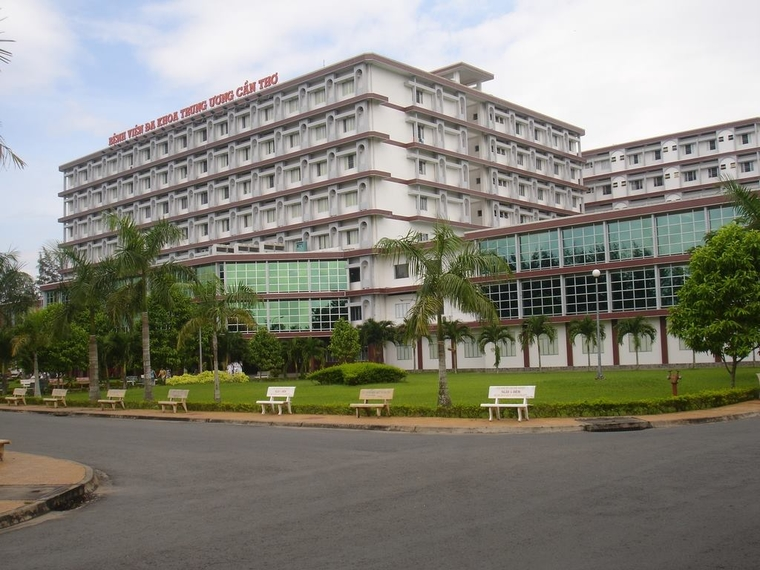 Can Tho central hospital