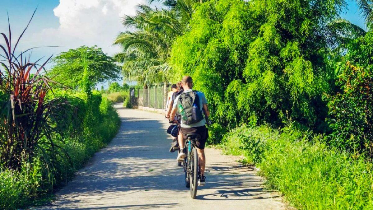Can Tho bike tour