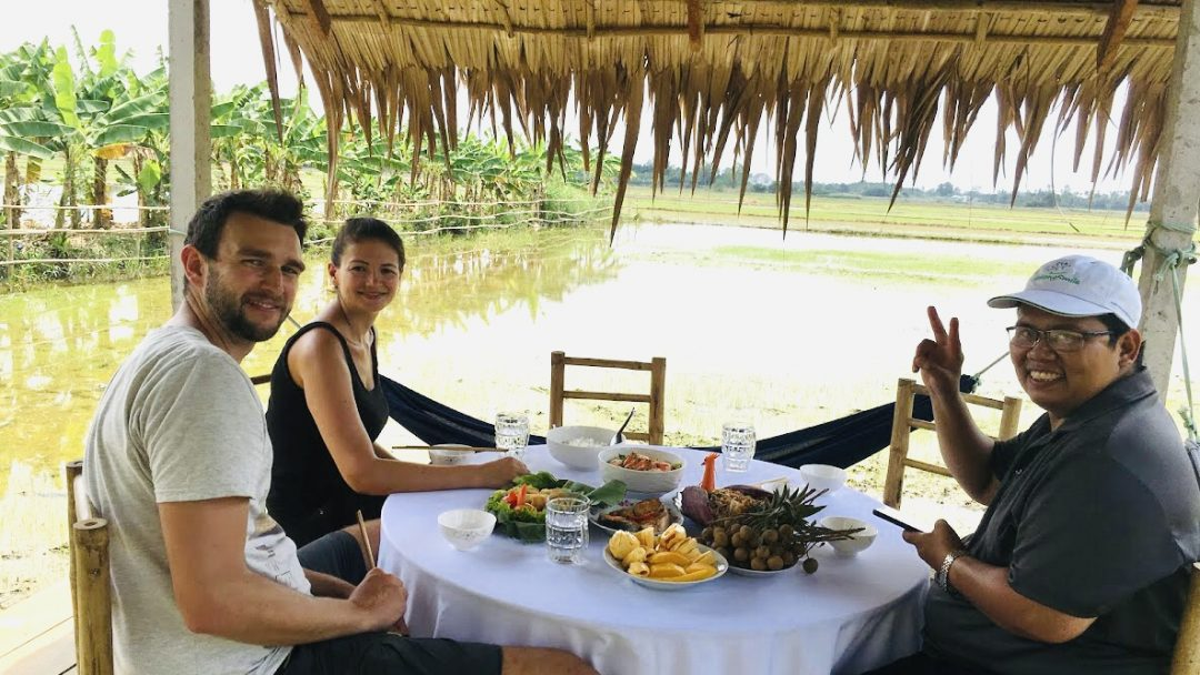 Enjoy authentic Vietnamese food in Can Tho cooking class tour