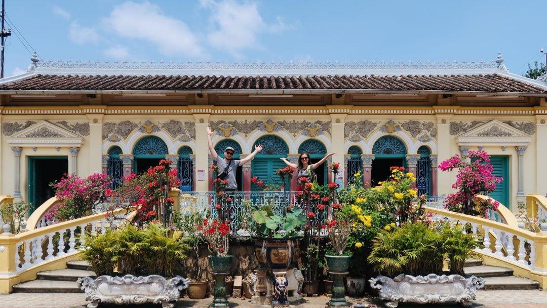Beautiful Binh Thuy ancient house