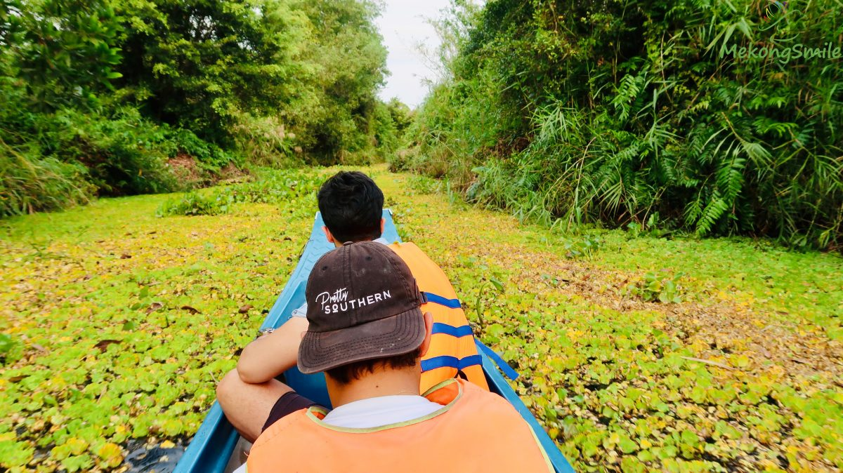 Nature and wildlife forest - Mekong Delta 3 days tour Can Tho - Bac Lieu - Soc Trang