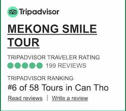 Tripavisor Mekong Smile Tour