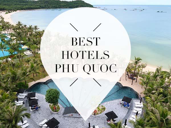 Best hotels in Phu Quoc island