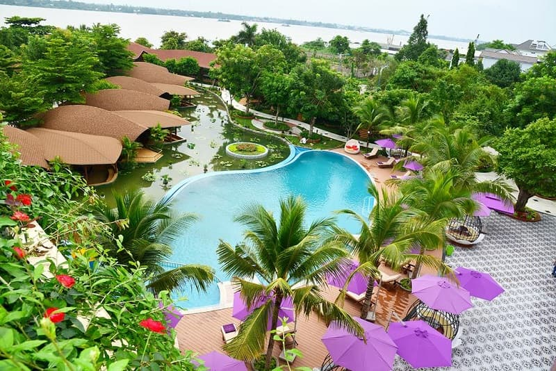 Con Khuong resort