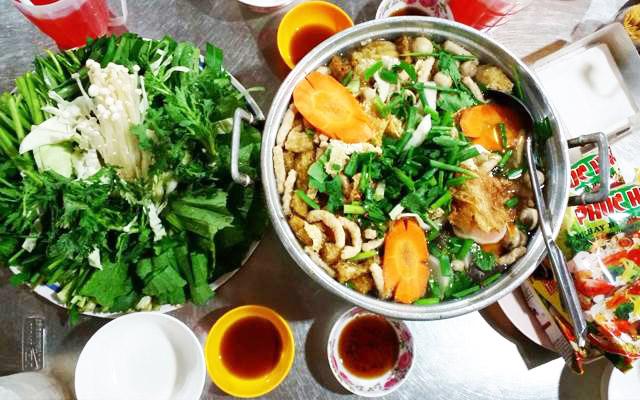 Cuong vegetarian restaurant