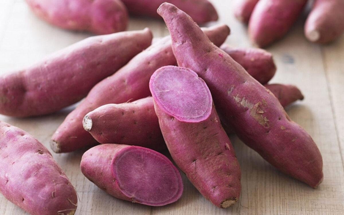 Binh Tan Sweet Potatoes