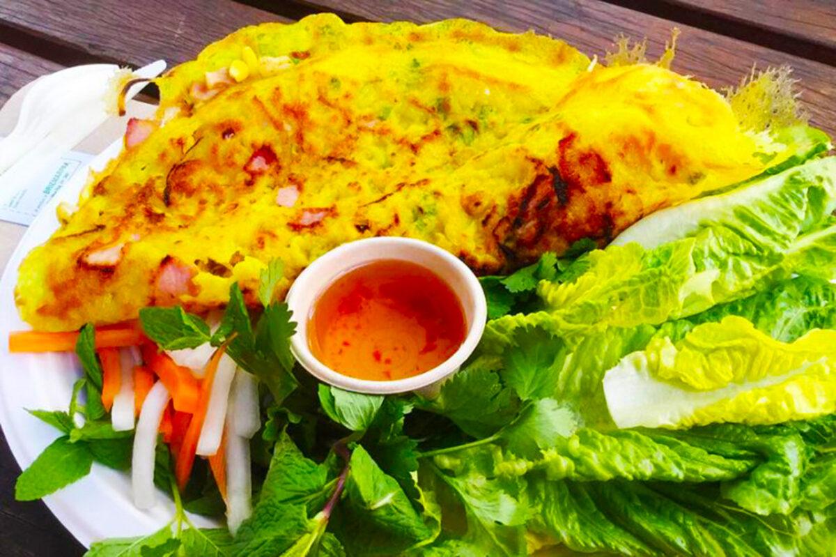 Cao Lanh Pancakes