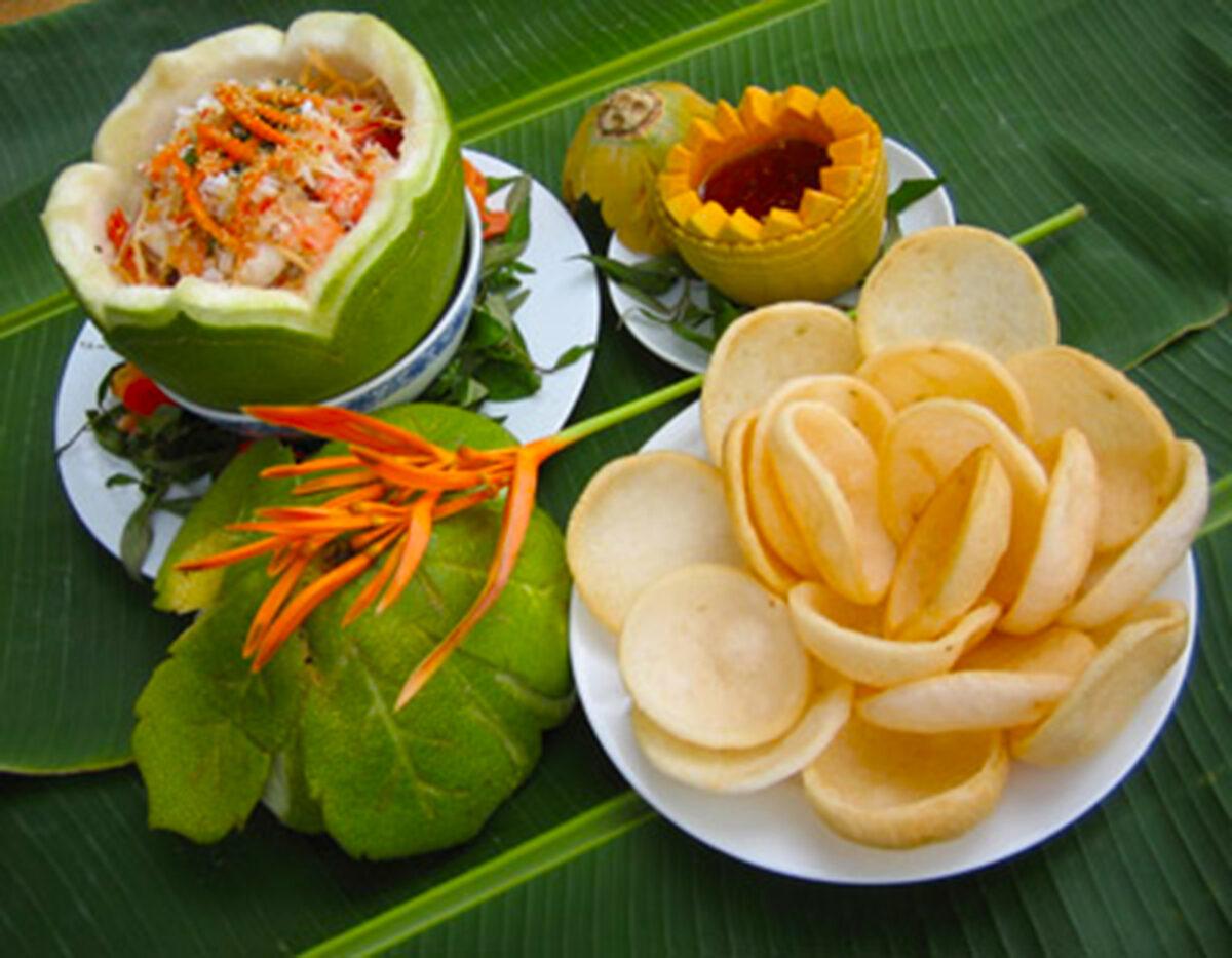Sa Giang Shrimp Snacks
