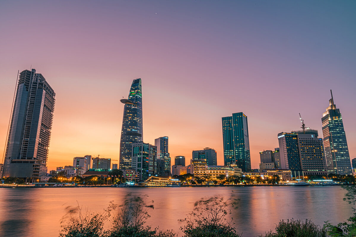Sai Gon- The most dynamic city in Vietnam