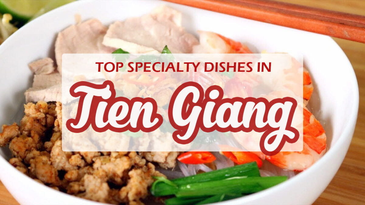 What to eat in Tien Giang